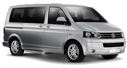 Volkwagen Caravelle 8+1 Seater Manual