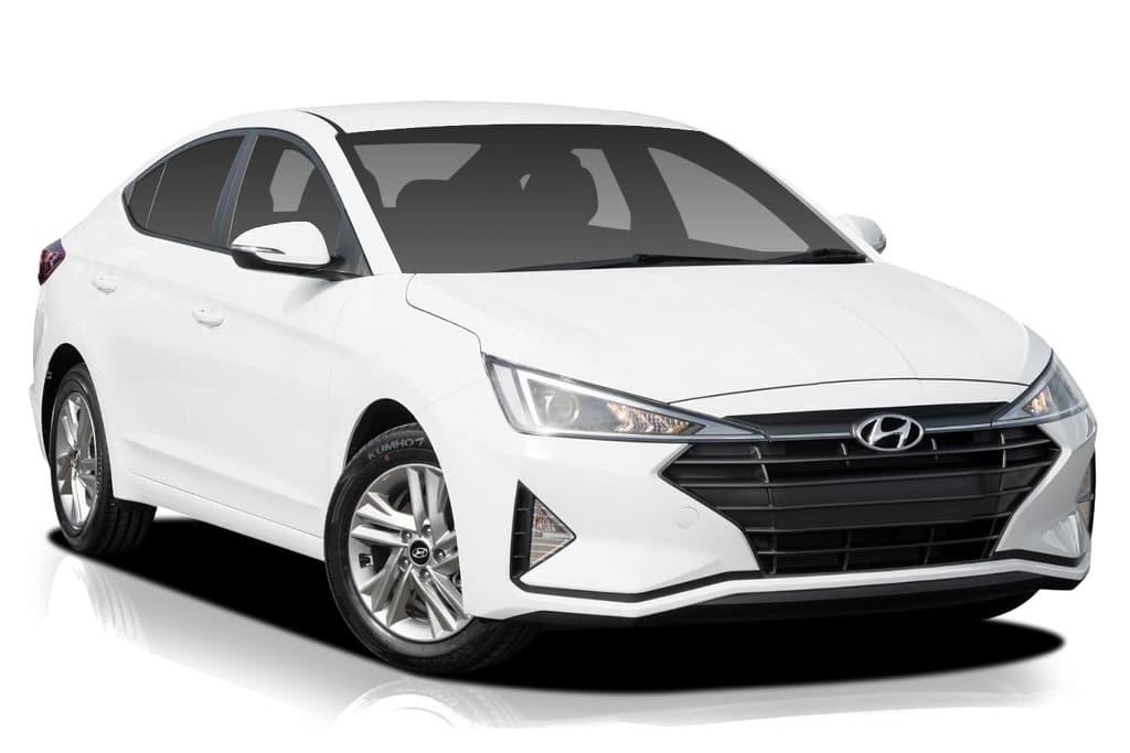 Hyundai Elentra  Automatic